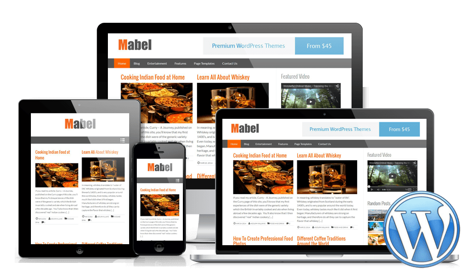 Mabel review GeckoThemes