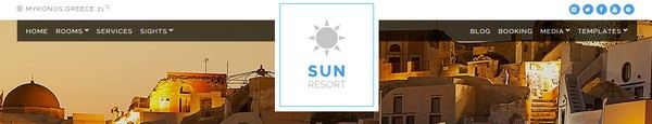 Header Sun Resort