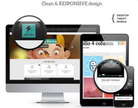 Responsive - Electra Multipurpose WordPress Theme