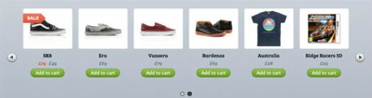 Product Slider - Themify Shopo