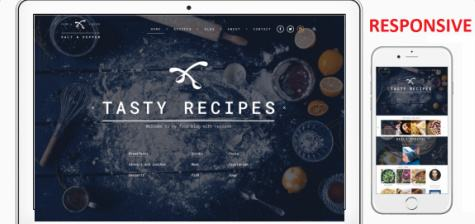 resonsive-food-recipe-blogging-theme-teslathemes