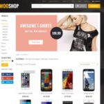 WooShop Review MyThemeShop - WordPress eCommerce Theme