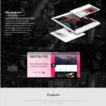 Hestia Pro ThemeIsle - Single Page Theme for WordPress