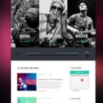 Beatheaven Demo - Event Music WordPress Theme by ThemeFuse