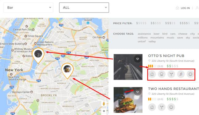 Explore Page - Locales Directory theme