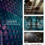 Sideways Organic Themes - Split Screen Theme for WordPress bloggers