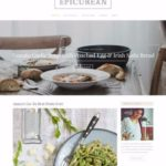 Epicurean Demo ThemeShift - WordPress Theme for Food Bloggers and Recipe Writers