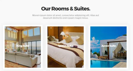 Rooms and Suites Listings - Milos CSSIgniter