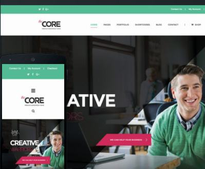 Responsive - Digital Marketing Agency Theme