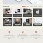 Mozzy CSSIgniter - Business Portfolio Theme for WordPress