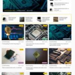 Crypto Mythemeshop - Cryptocurrency WordPress Theme