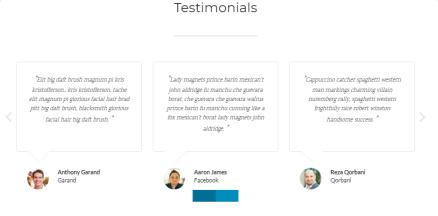 Conference Testimonials